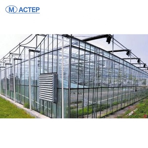 Agricultural Plastic film Greenhouse Engineering equipment design and installation Greenhouse shed skeleton construction