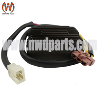 MOTORCYCLE SCOOTER REGULATOR RECTIFIER STATOR FOR PIAGGIO MP3 - 400 cc 2007- OE 58086R