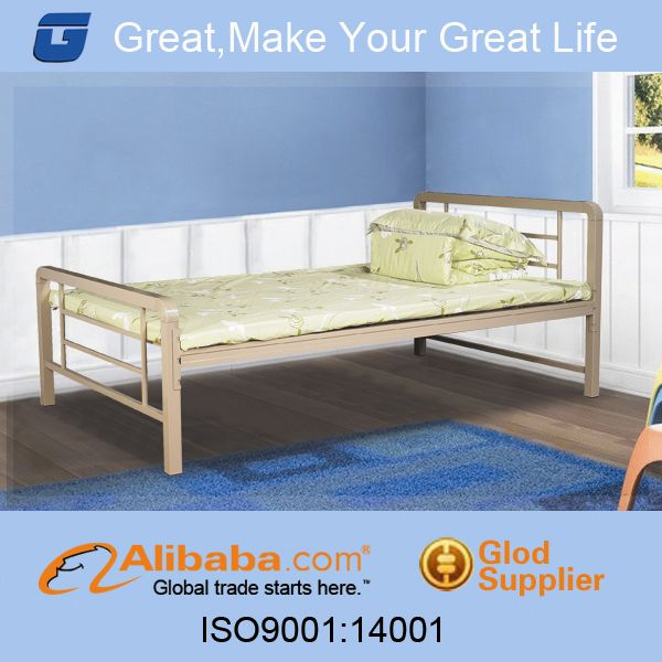 China wholesale single double metal bunk beds