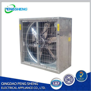 Hammer type suction fan for industrial use