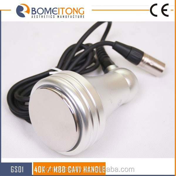 ultrasonic slimming machine M80 cavitation head