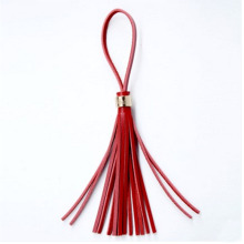 handmade real leather cowhide wholesale leather tassels