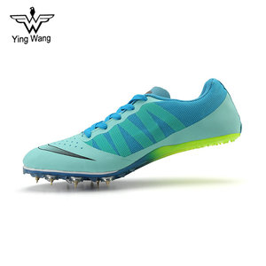 Wholesale Lightweight Mens Spikes Running Shoes with Low MOQ