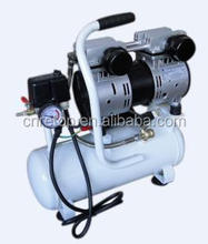 OF-600-8L very small mini oil free noiseless air compressor unit