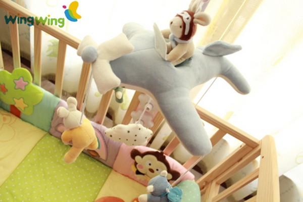 Soft Crib Toys : Oem soft infant crib plush toy baby bed hanging
