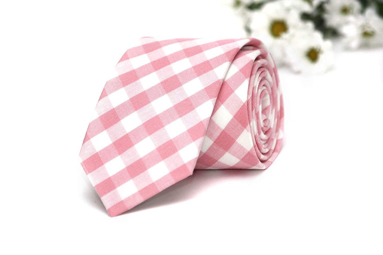 09b26fa6a42 Get Quotations · Mens Tie Pink tie Wedding Tie Grooms tie Classic tie or  skinny tie Handmade Men s necktie