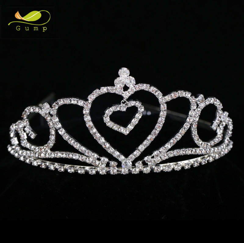 Princess Crown Metallo Tiara Decor