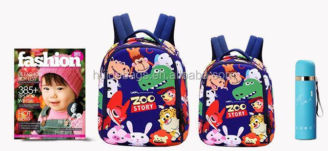 6a2ba11a7e 2016 Durable High Class School Bag Girls Kids Backpack Children School Bag