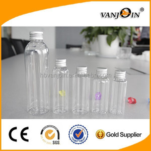 PET Plastic Type and Cooking Oil Industrial Use pet plastic bottle