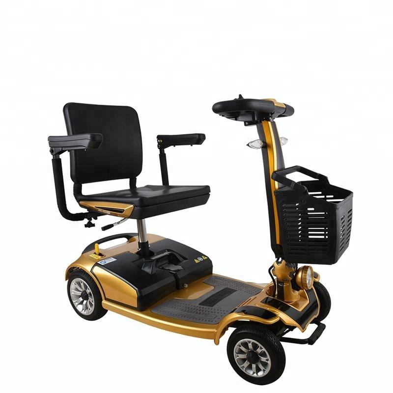 Elektro-scooter Beste Reise Leichte Faltbare Mobilität Roller Roller