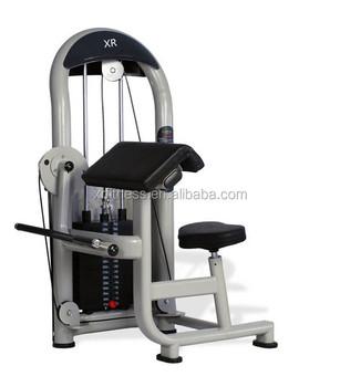 arm exercise machine names