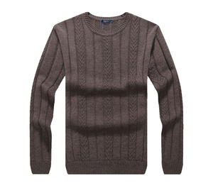 korean fashion men pullover sweater computer knitted sweater