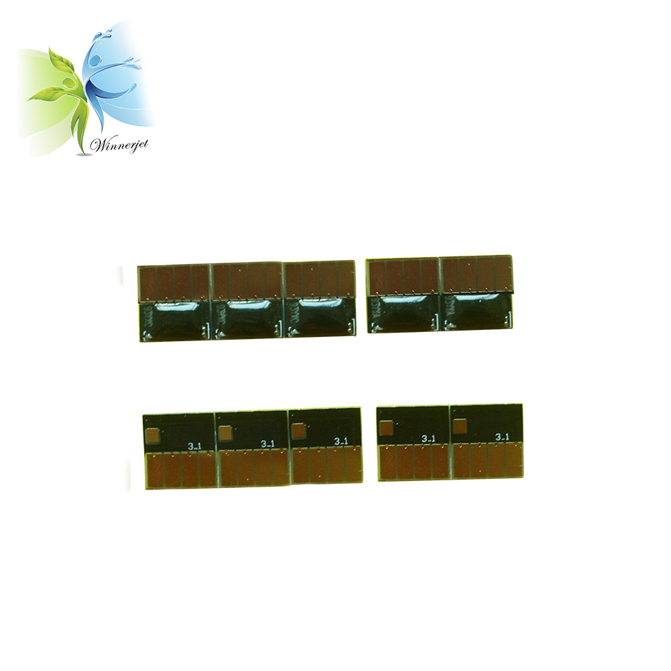 932 933 932xl 933xl Auto Reset Chip For HP OfficeJet 6100 6600 6700 7610 7110 7612 Printers