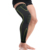 Compression Extended Support Leg Sleeves Protective green stripe knee pad leg protect YP2566
