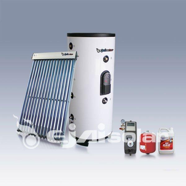 dividir a presi n termotanque solar combinado con calefacci n calentador de gas y house. Black Bedroom Furniture Sets. Home Design Ideas