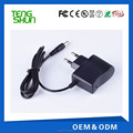 cheap small 100-240v ac wall mount dc 9v 150ma 100ma 500ma power adapter