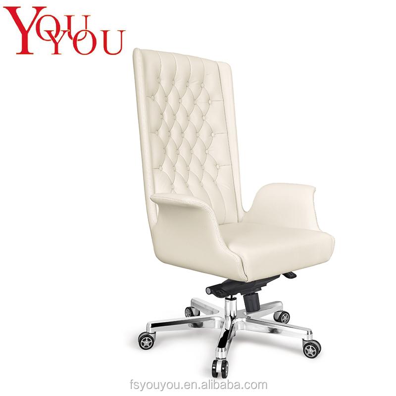 Shunde Factory Boss Chair Ceo Cream