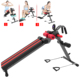 Squat rack rock fitness weight bench pro equipment