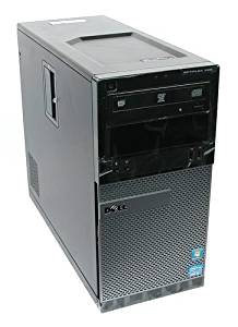 Dell OptiPlex 390 MT Core i3-2120 3.30GHz 4GB 250GB DVD+/-RW WINDOWS 7 PRO 64-Bit