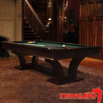 Tengbo Maxwell Customized Black Sportcraft Pool Table Buy - Sportcraft 7ft pool table review