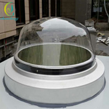 CC polycarbonate solid sheet round dome skylight manufacturers