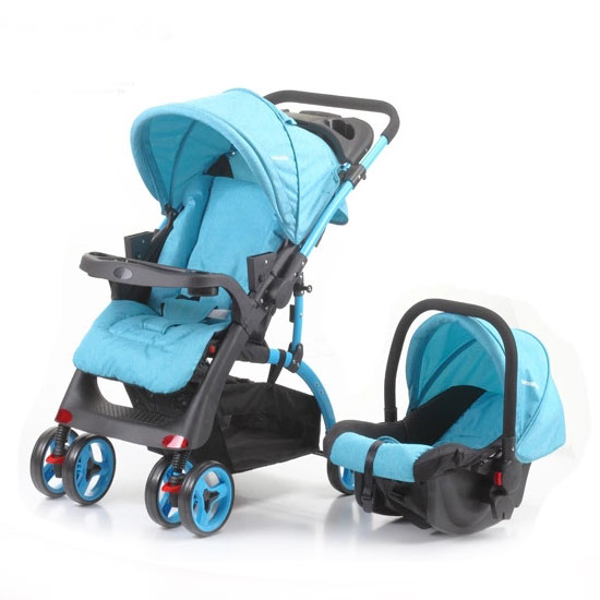 Mamakids K-98KC wholesale classical baby stroller cheap / price 2 in 1 baby stroller baby pram / stroller for baby