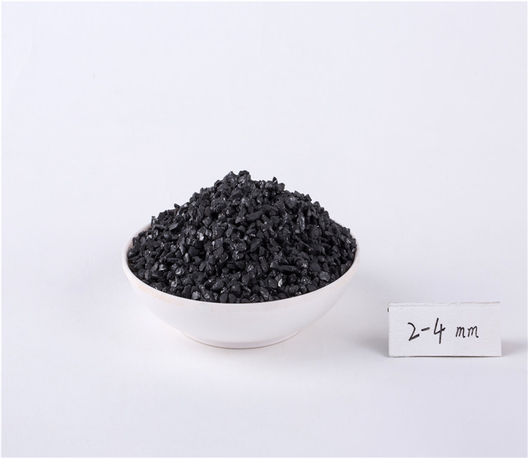 Air Purification Water Treatment Crush Activated Carbon Particles, Removal Formaldehyde Activated Carbon