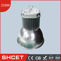 Outdoor Lamp AC85-265V CET-117/B 210W 90degree LED High Bay Light Industrial Factory Toll Station