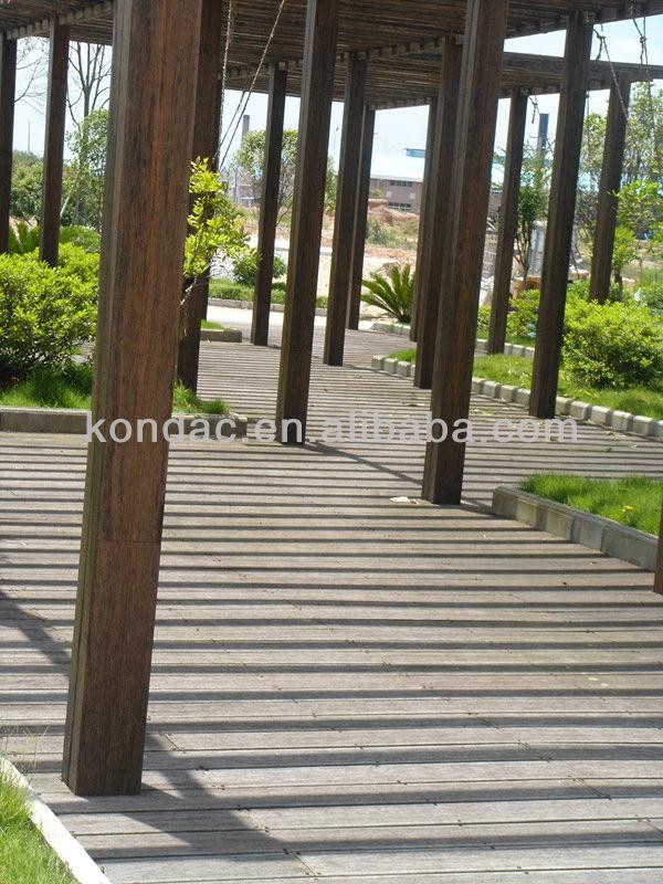 Vertical Bamboo Decking Factory Laminated Bamboo Outdoor
