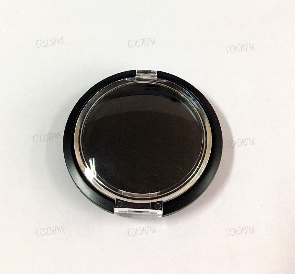 2017 Make Up Beauty Single Round Eyeshadow Case
