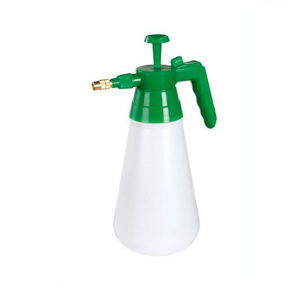plastic home used sprayer water saving pressure sprayer pumps 2016 new 1L Pressure Sprayer with copper nozzle