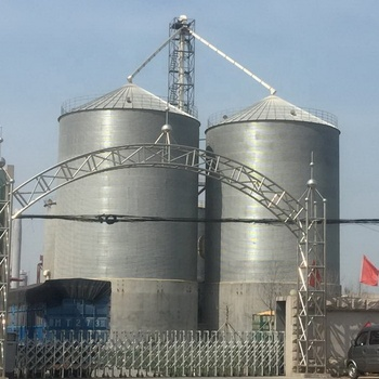 Good price 2500ton hot-galvanized silo  selling on competitive price