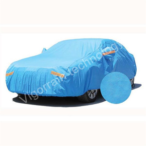Top selling auto pc twin wall roofing in cover for car accessory