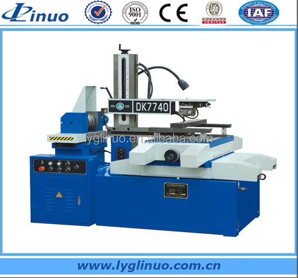 Dk7745 Cnc Edm Wire Cut Machine - Buy Cnc Edm Wire Cut Machine,Cnc ...