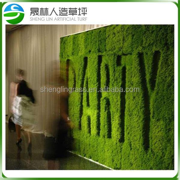 C sped artificial decorativo musgo paredes musgo - Suelo hierba artificial ...