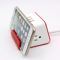 Plugs American Outlets USB Smart Power Socket