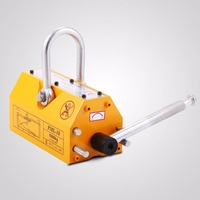 VEVOR Steel Magnetic Lifter 2200 LB Metal Lifting 1000 KG Neodymium Magnetic Lift