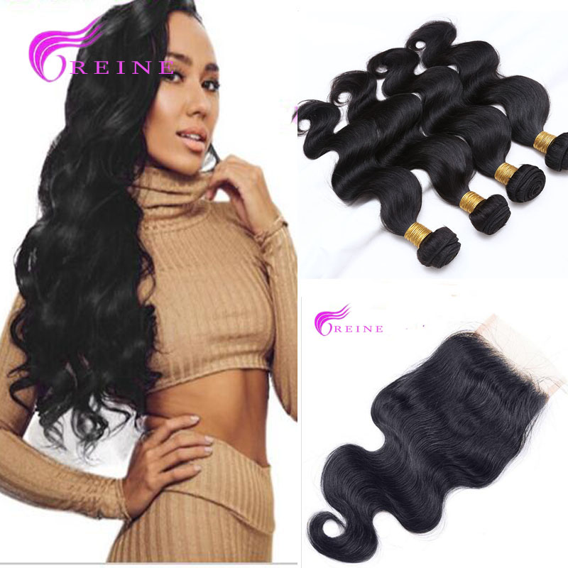 Wholesale Peruvian Virgin <strong>Hair</strong> 13*4 Free Part Lace Frontal, 100% Peruvian Human <strong>Hair</strong> Body Wave 3 Bundles