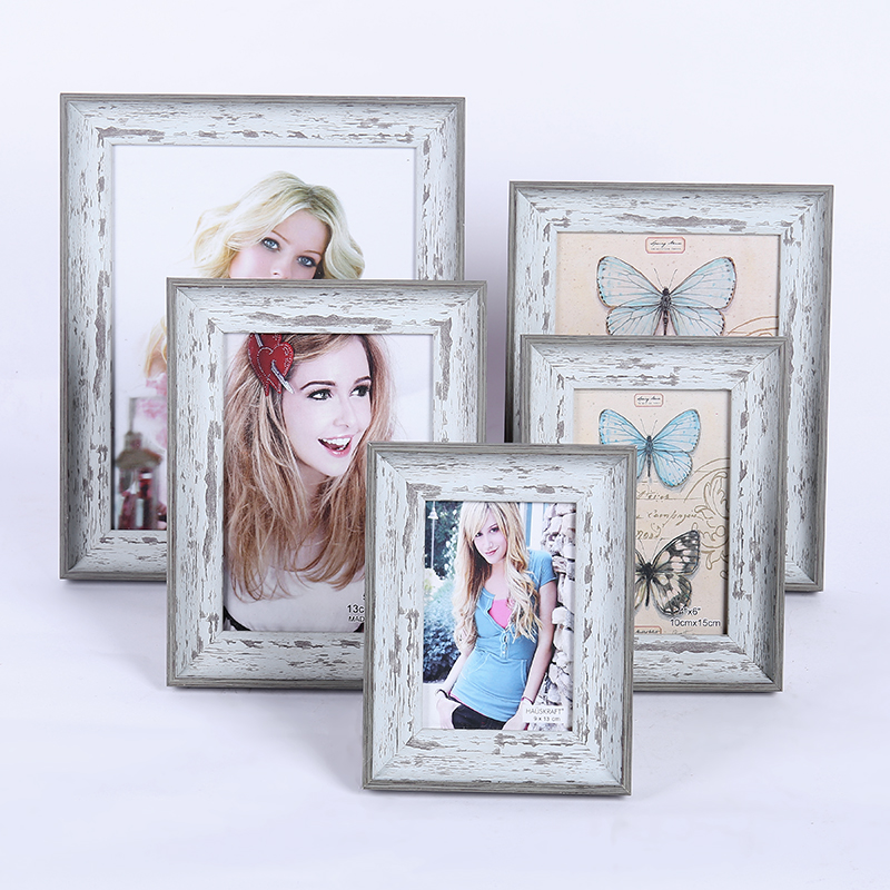 wholesale customized couplesbest quality wood picture antique home frame