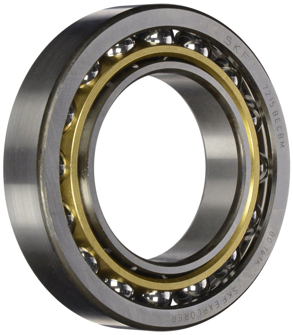 Single Row Number of Row and Angular Contact Structure QJ209 ball bearing