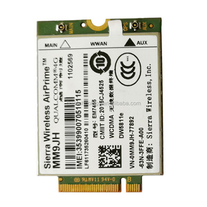 Wireless Airprime EM7455 LTE 4G WWAN Card Module For Dell Laptop DW5811E  MM9JH
