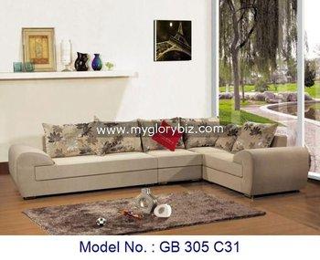 Tessuto Divani Mobili L Forma Set Design Moderno,Moderno Grigio Divano Ad  Angolo Design Elegante Soggiorno,Tessuto Soggiorno Divani - Buy Modern ...