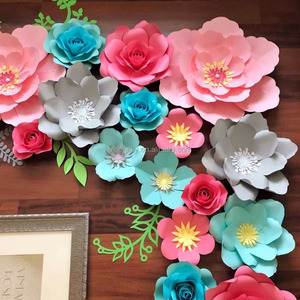 Big Paper Flower Decorations Big Paper Flowers For Sale Big Paper Flowers Wedding