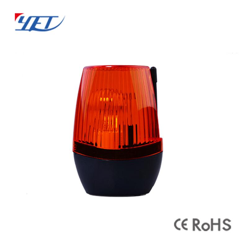 Security & Protection Rapture Dc 12v Led Flashing Lamp Security Alarm Strobe Signal Warning Light Siren Alarm Lamp