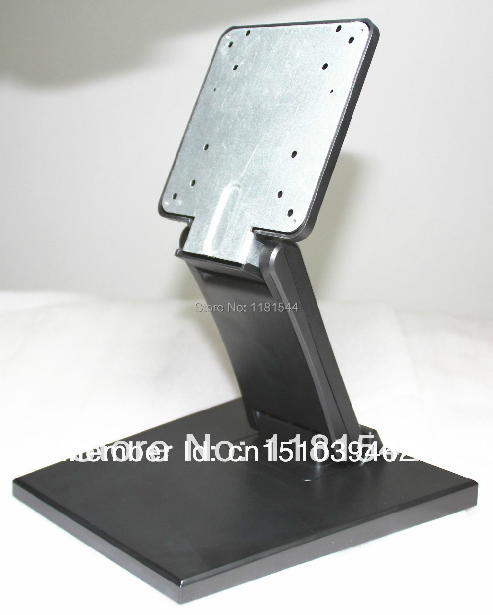 LCD Desktop Stand Bracket for Universal 10 24 inch LCD Monitor 180 Degrees Folded VESA Bracket