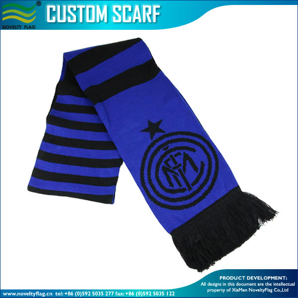 wholesale custom knitted Scarf for winter