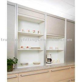 Cabinet Rolling Shutter Door/cabinet Blinds/sliding Door - Buy ...