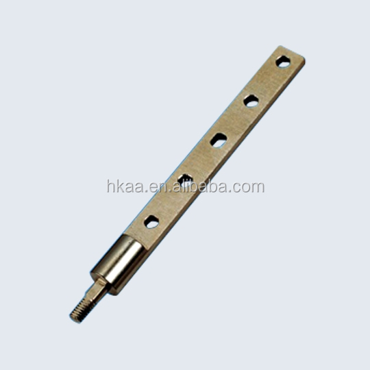 Custom Special Steel Square Shaft,cnc milling preminum stainless steel long square shaft