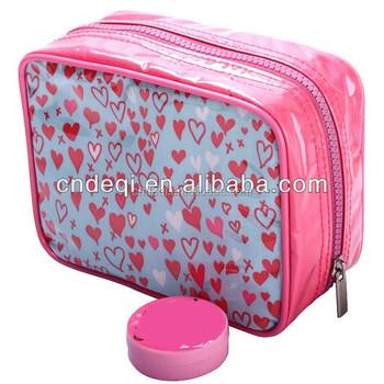 Custom Kids Makeup Bag Optional