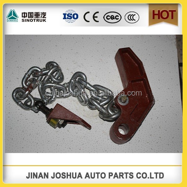 Sinotruk year one HOWO truck parts howo closing mechanism hook truck After opening HOWO truck parts